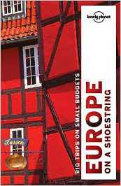 Europe on a shoestring Lonely Planet 9e