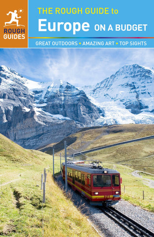 Europe on a Budget Rough Guide 5e