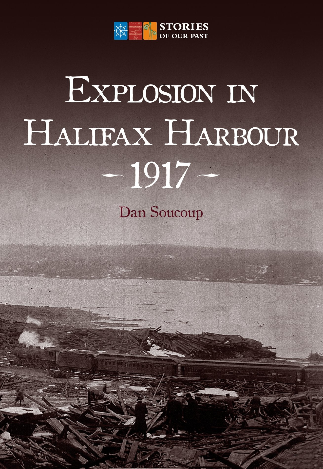 Explosion in Halifax Harbour, 1917
