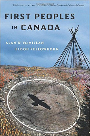 First Peoples in Canada by A. McMillan