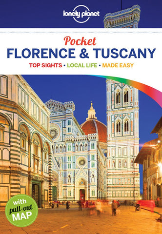 Florence & Tuscany Pocket Lonely Planet 3e