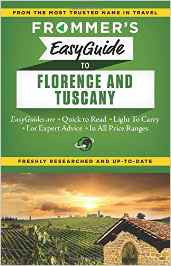 Frommer's Easy Guide Florence & Tuscany