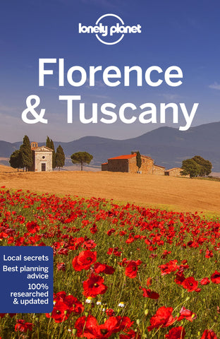 Florence & Tuscany Lonely Planet 10e
