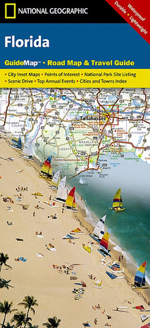 Florida State Map.Florida State Travel Map Maps More