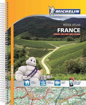 France Michelin Road Atlas