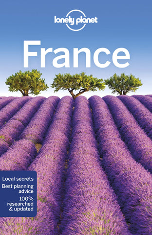 France  Lonely Planet 13e