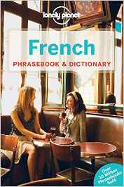 French Lonely Planet Phrasebook 6e