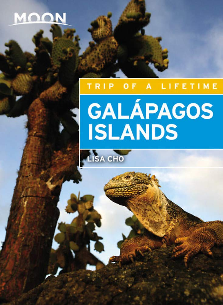 Galapagos Islands Moon 3e