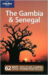 Gambia & Senegal Lonely Planet 4e