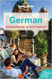 German Lonely Planet Phrasebook 6e