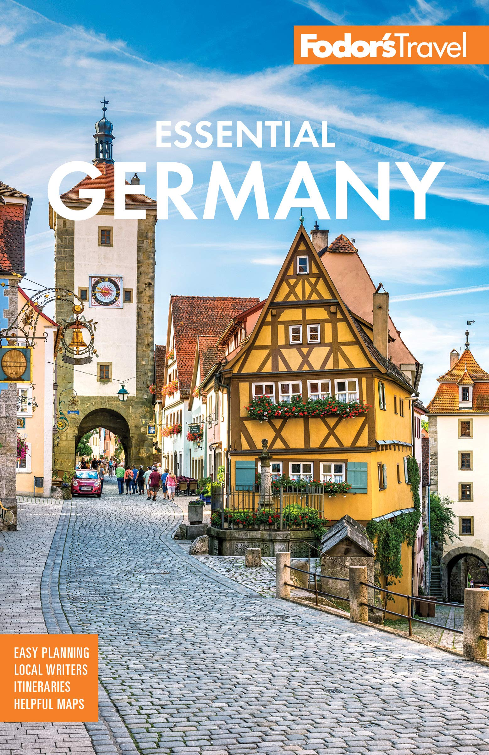 Fodor's Essential Germany 1e