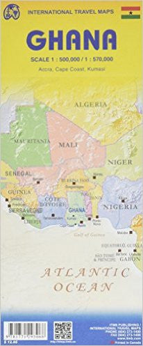 Ghana ITM Travel Map