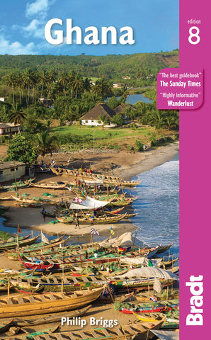 Ghana Bradt Travel Guide 8e