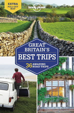 Great Britain's Best Trips Lonely Planet 1e