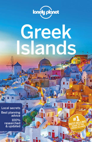 Greek Islands Lonely Planet 10e