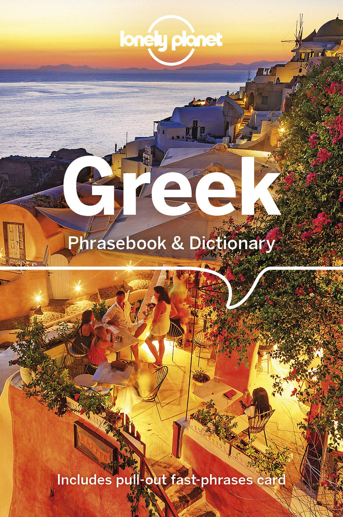 Greek Lonely Planet Phrasebook 7e