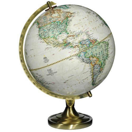 "Grosvenor 12"" Antique Style Globe"