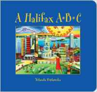A Halifax ABC Board book
