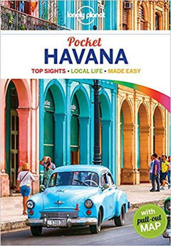 Havana Pocket Lonely Planet 1e