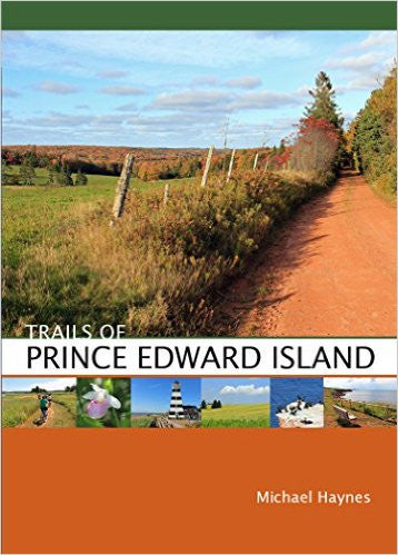 Hiking Trails of Prince Edward Island 1e