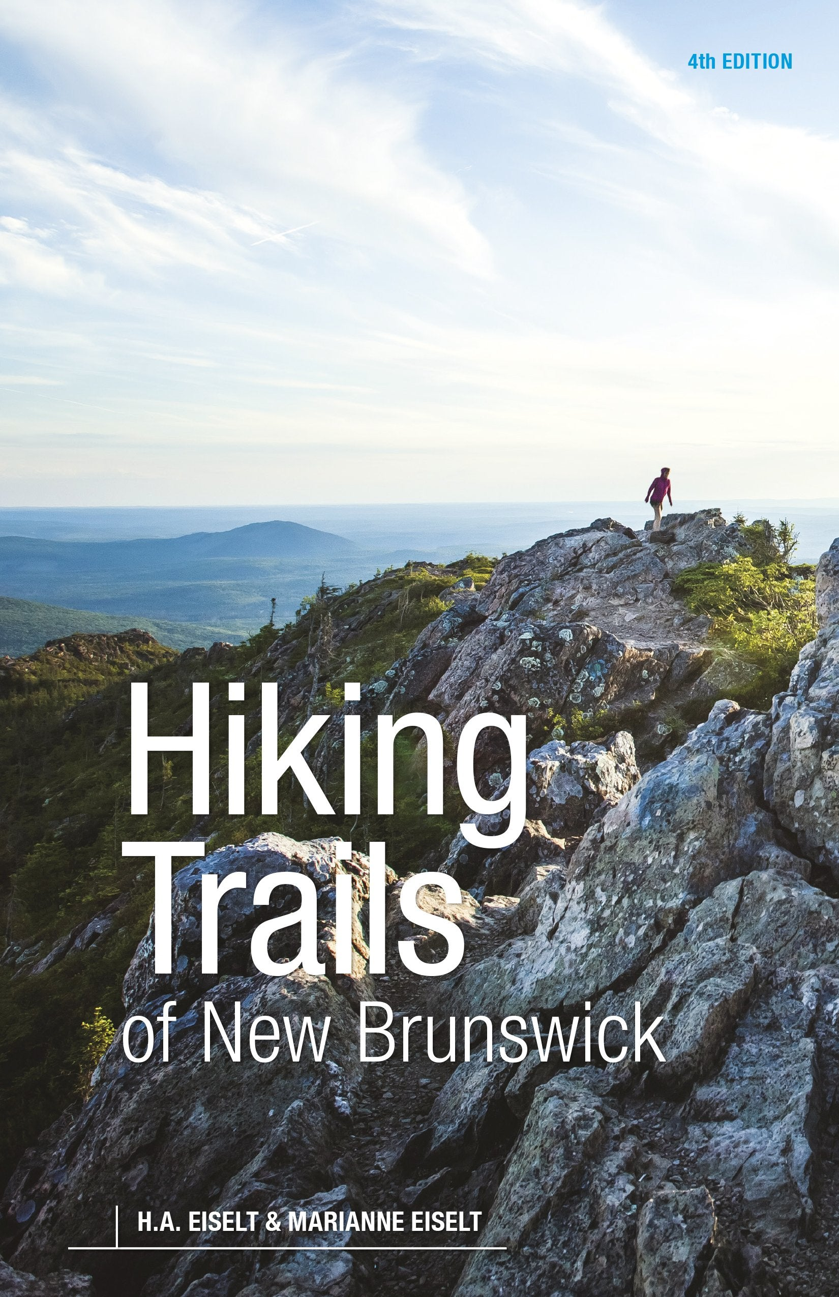 Hiking Trails of New Brunswick 4e