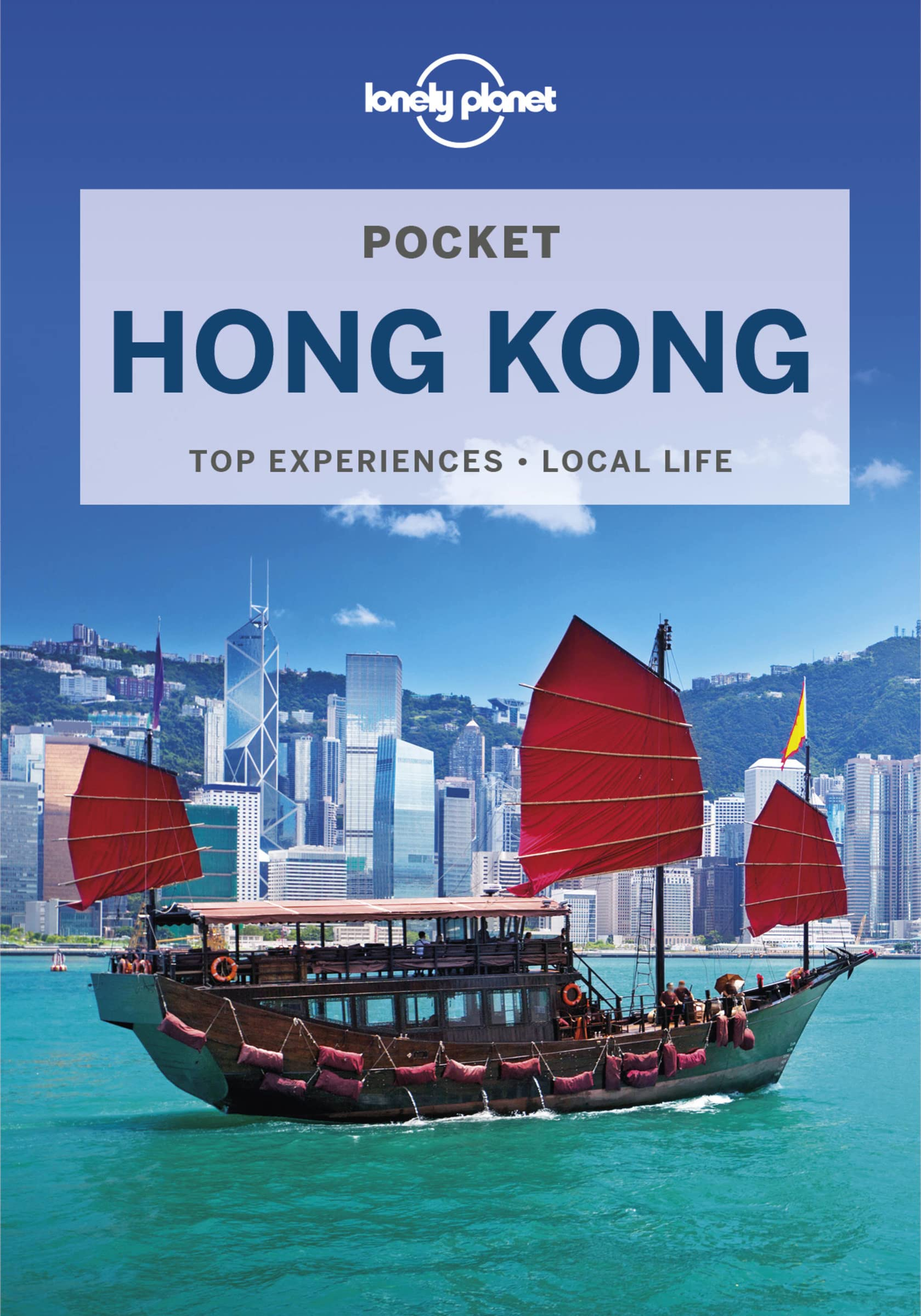 Hong Kong Pocket Lonely Planet 6e