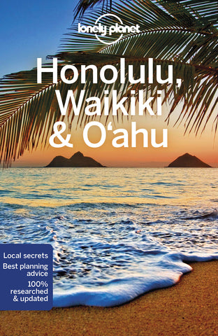 Honolulu, Waikiki & Oahu Lonely Planet 5e