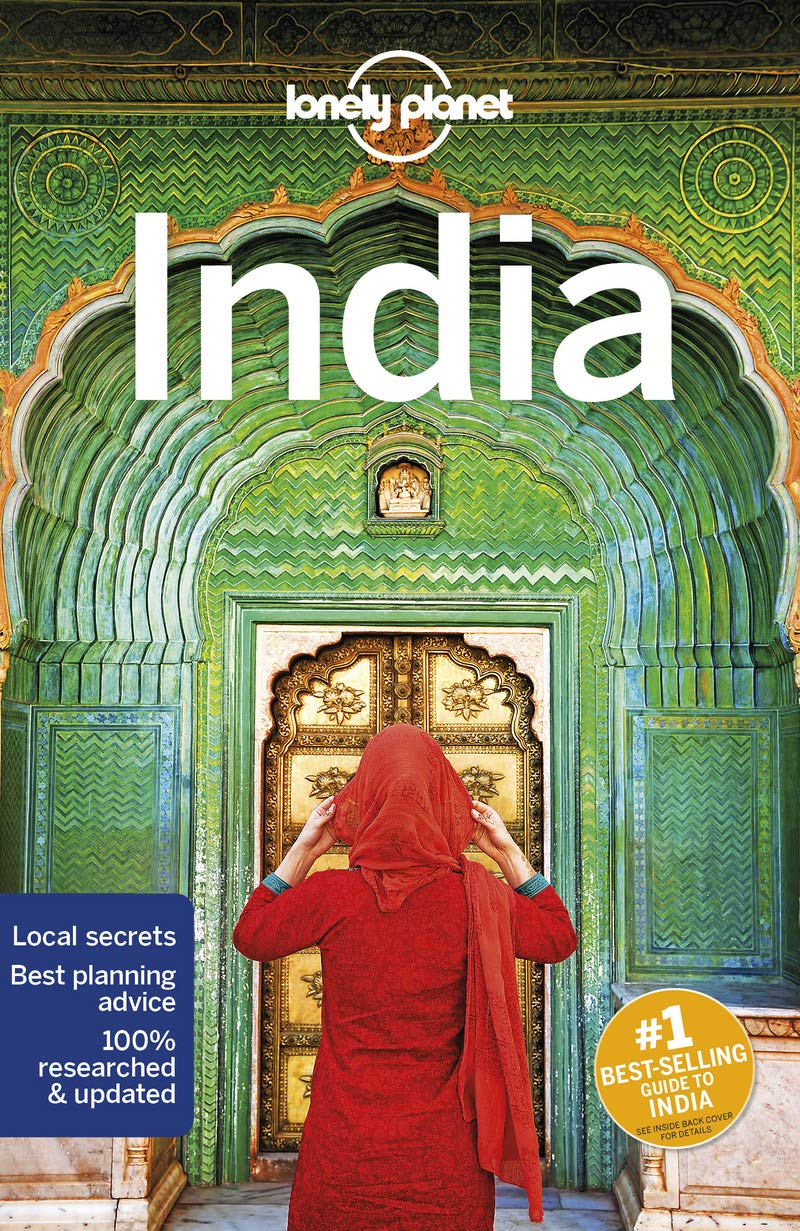 India Lonely Planet 16e