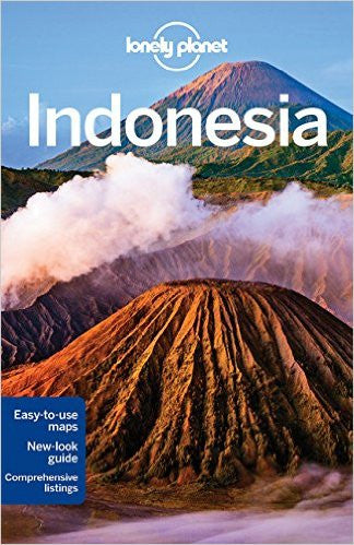 Indonesia Lonely Planet 11e