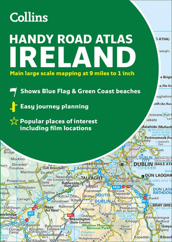 Ireland Collins Handy Road Atlas