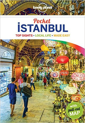 Istanbul  Pocket Lonely Planet 6e