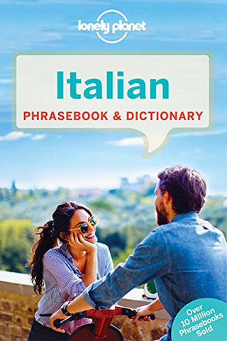 Italian Lonely Planet Phrasebook 7e