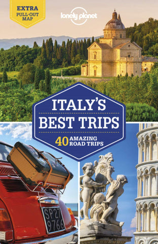 Italy's Best Trips Lonely Planet 2e