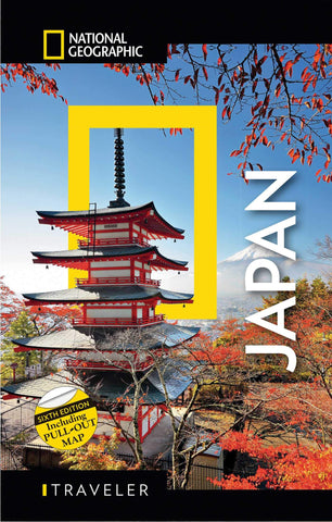 Japan National Geographic Traveler 6e