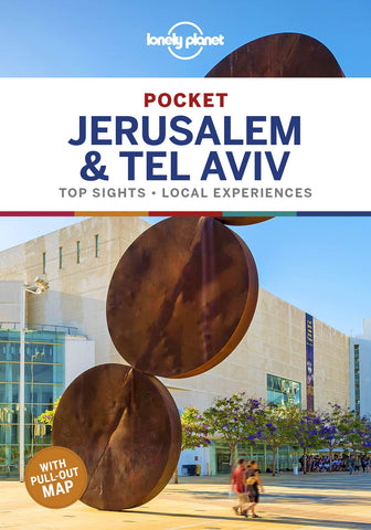 Jerusalem & Tel Aviv Lonely Planet Pocket 1e