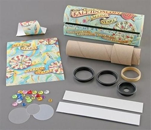 Seeing Stars: Build Your Own Kaleidoscope Kit