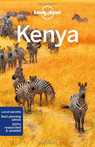 Kenya Lonely Planet 10e