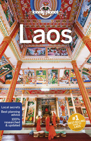 Laos Lonely Planet 9e