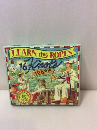 Learn the Ropes: 16 Knots to Know