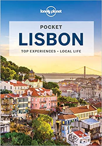 Lisbon Pocket Lonely Planet 4e