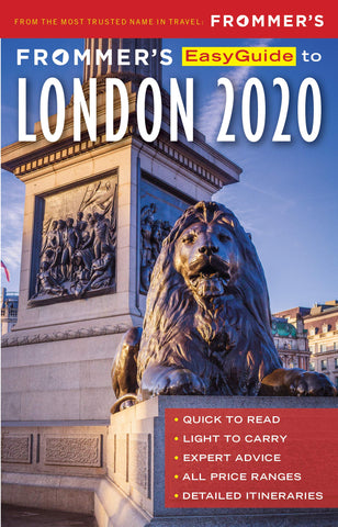 Frommer's Easy Guide to London 2020