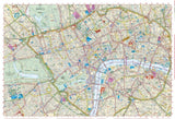 London Collins Handy Street Map