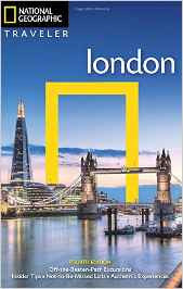 London National Geographic Traveler Guide 4e