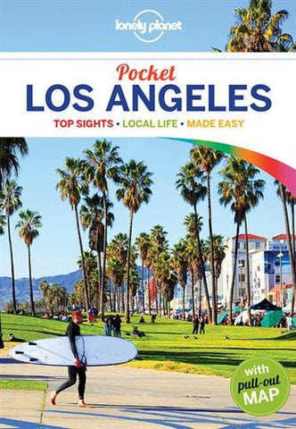 Los Angeles Pocket Lonely Planet 4e