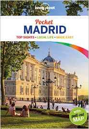 Madrid Pocket Lonely Planet 4e