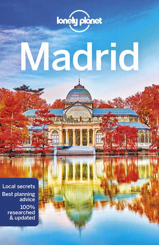 Madrid Lonely Planet 8e