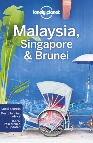 Malaysia, Singapore, Brunei Lonely Planet 14e