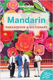 Mandarin Lonely Planet Phrasebook 9e