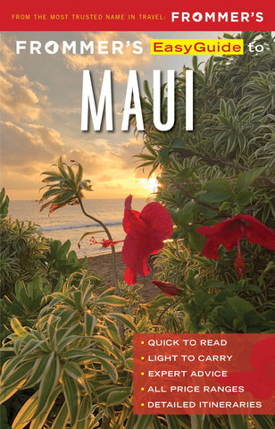 Frommer's Easy Guide to Maui 1e