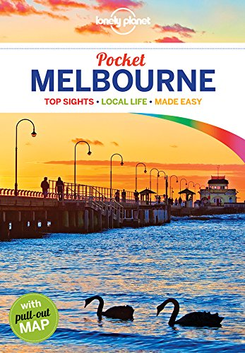 Melbourne Pocket Lonely Planet 4e
